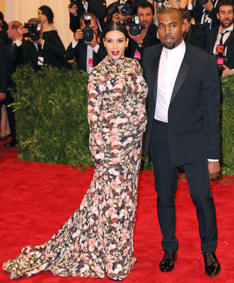 Met ball 2013: Kim Kardashian