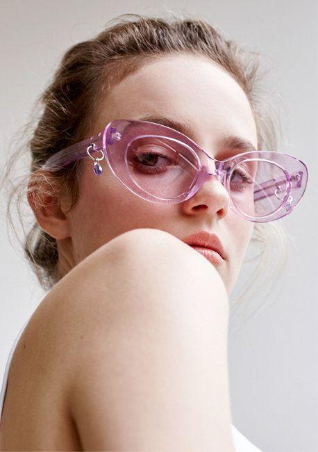 purple shades jewel